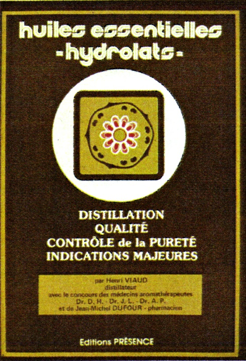 Viaud book on essential oil distillation