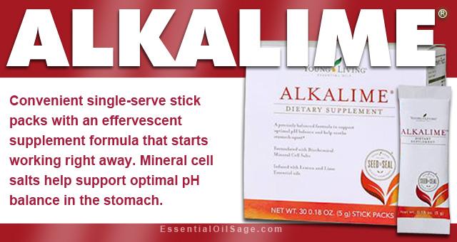 Alkalime pH Powder