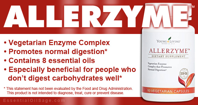 Young Living Allerzyme