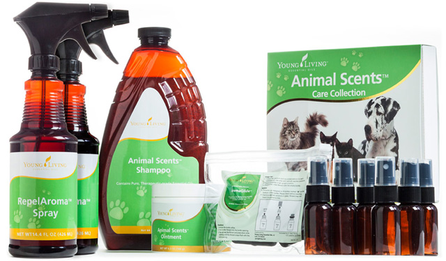 Animal Scents Care Kit Large