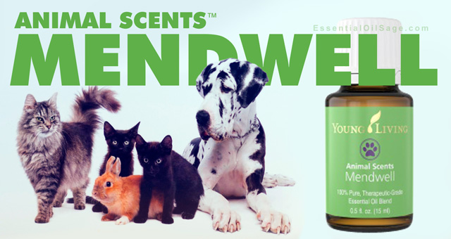 Mendwell Oil for Animals