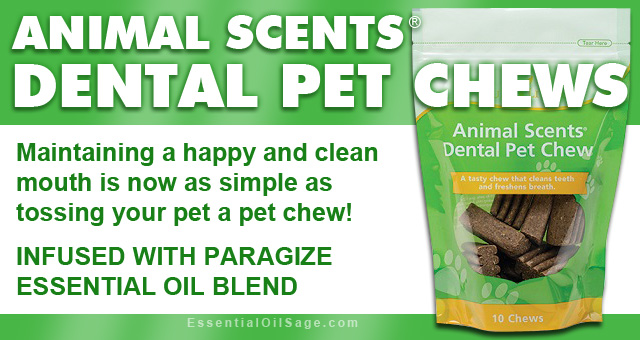 Young Living Animal Scents Pet Chews