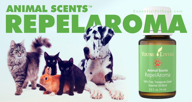 RepelAroma Oil for Animals