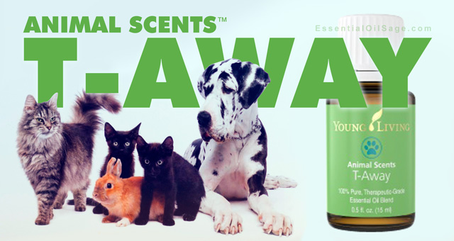 T-away Oil for Animals