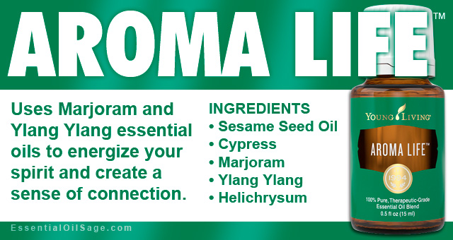 Young Living Aroma Life Oil