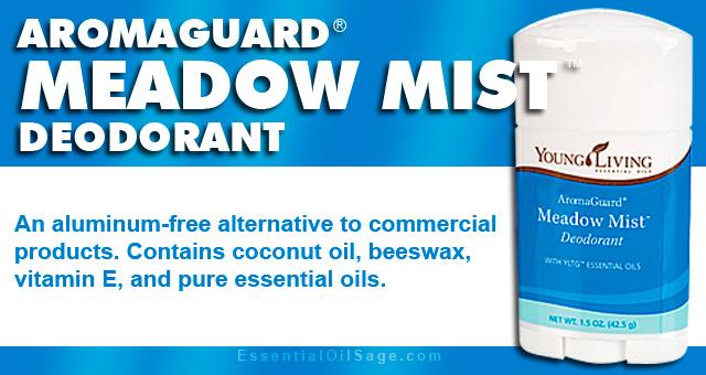 AromaGuard Deodorant Meadow Mist