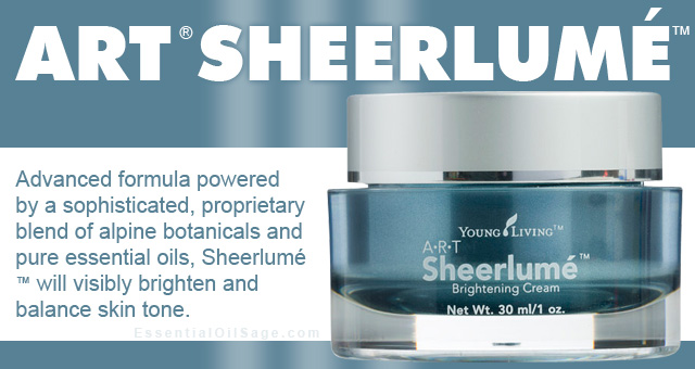 ART Sheerlume Face Cream