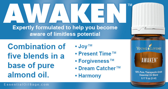 Young Living Awaken Oil