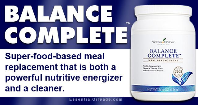 Balance Complete Protein Powder