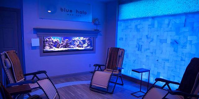 Blue Halo Med Spa Salt Spa