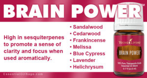 Young Living Brain Power Oil