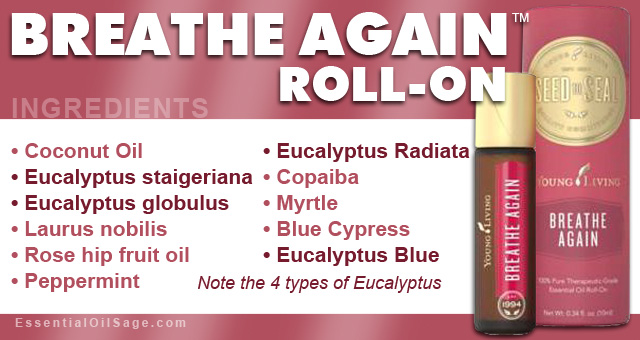 Young Living Breathe Again Roll-on