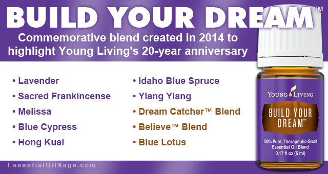 Young Living Build Your Dream Oil