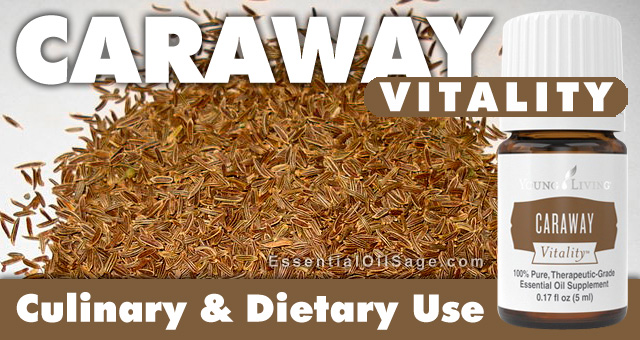Caraway Vitality Essential Oil - Essential Oil Sage