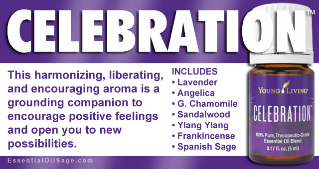 Celebration Essential Oil