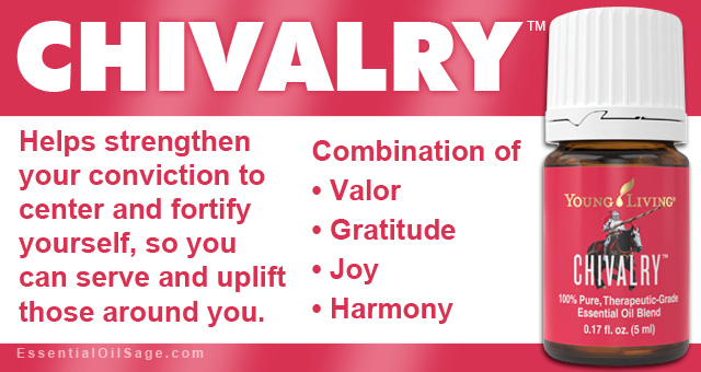 Chivalry Essential Oil