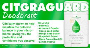 CitraGuard Deodorant