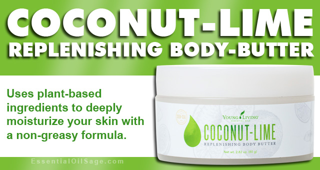 Coconut-Lime Replenishing Body Butter