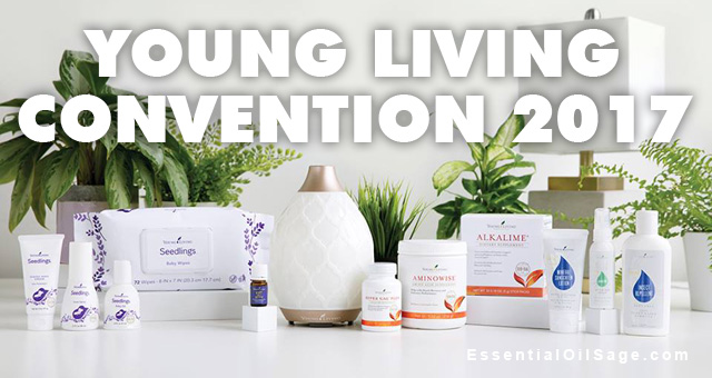 Young Living 2017 Convention 2017 New Products