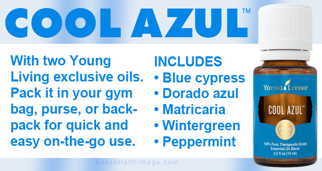 Young Living Cool Azul Oil