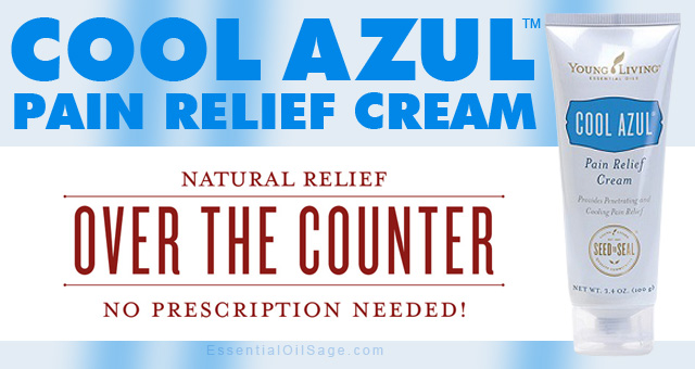 Cool Azule Pain Relief Cream