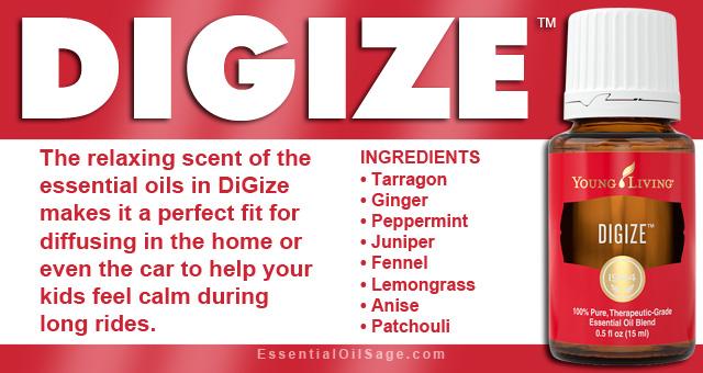 DiGize Oil
