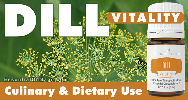 Young Living Dill Vitality Oil