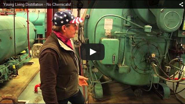 no chemicals in distiller
