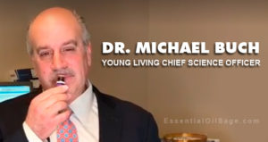Dr Michael Buch, Young Living CSO