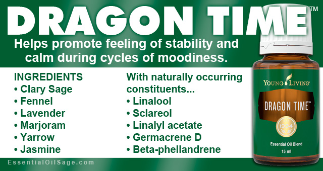 Young Living Dragon Time Oil