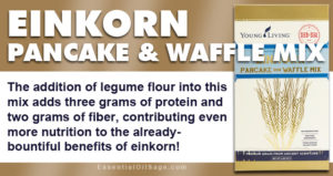 Einkorn Pancake Mix