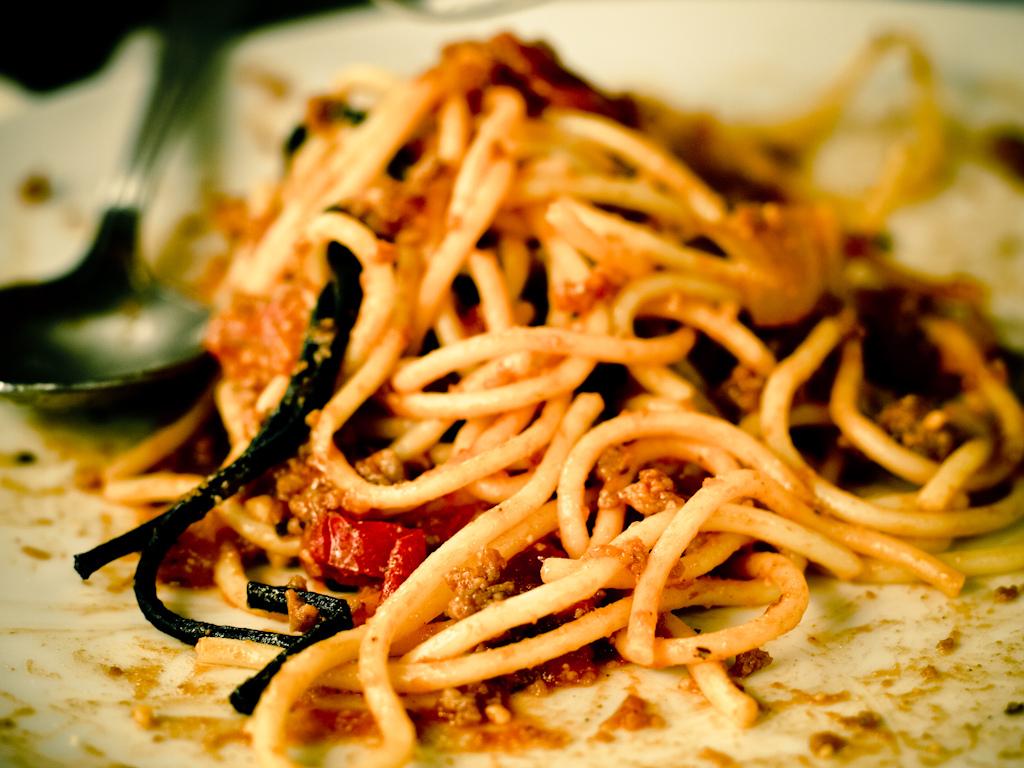 Einkorn Spaghetti Recipe