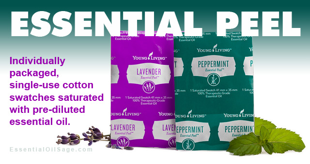Young Living Essential Peel