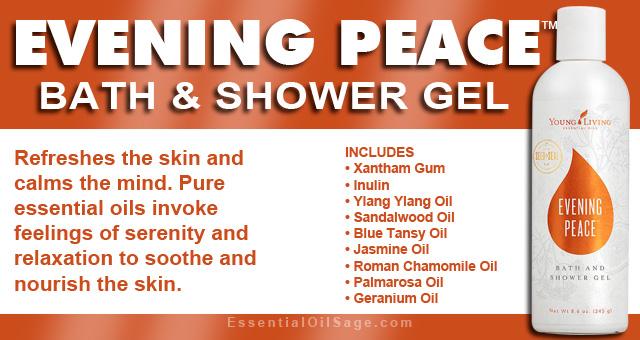 Evening Peace Bath & Shower Gel