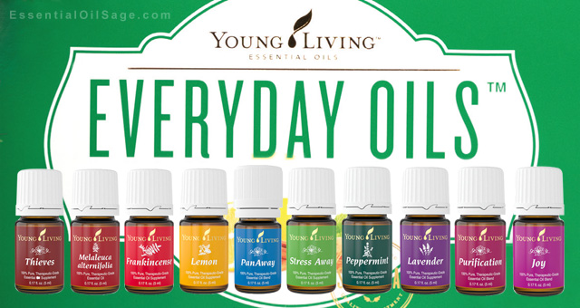 Everyday Oils Kit
