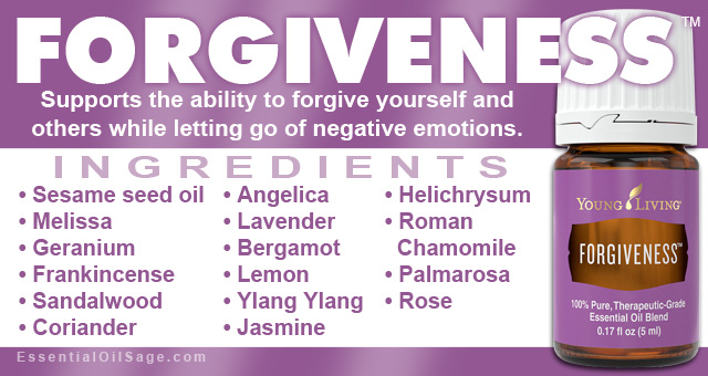 Young Living Forgiveness Essential Oil