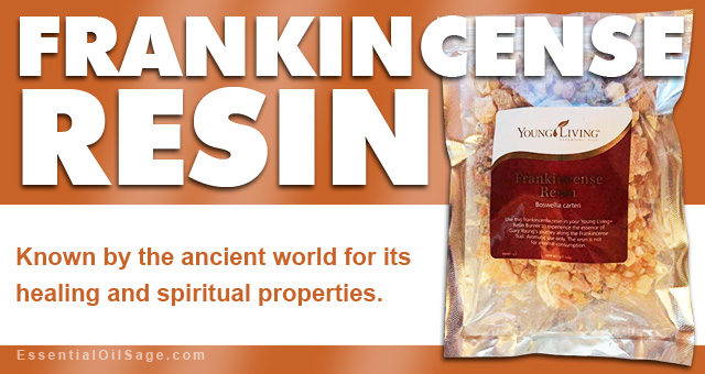 Young Living Frankincense Resin
