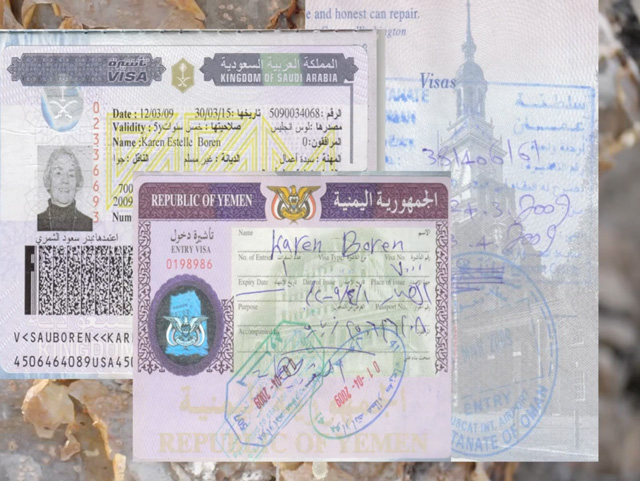 Young Living Karen Boren Passport