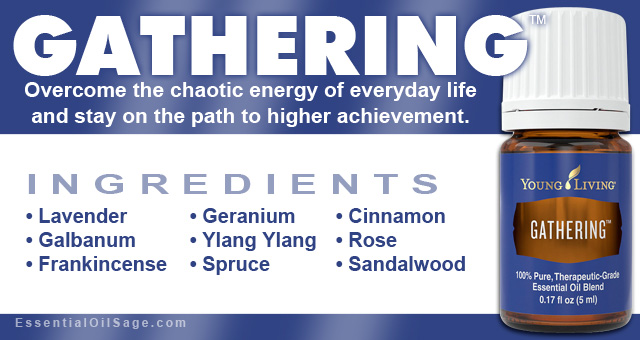 Young Living Gathering Oil