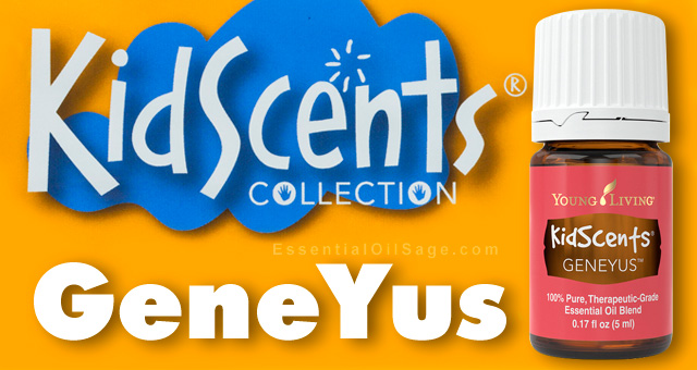 Young Living GeneYus Oil