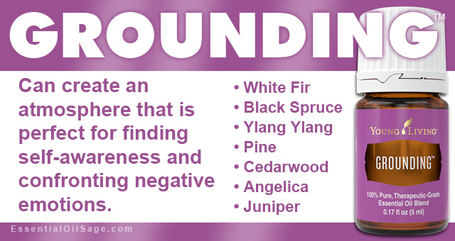 Young Living Grounding Oil