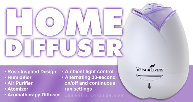 New Young Living Diffuser ~ Home diffuser buy here