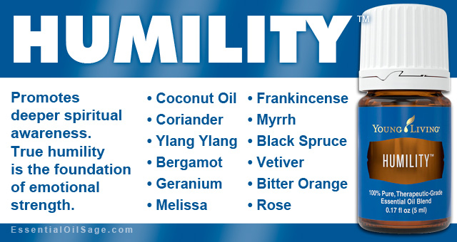 Young Living Humility Oil