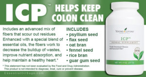 Young Living ICP Colon Cleanse