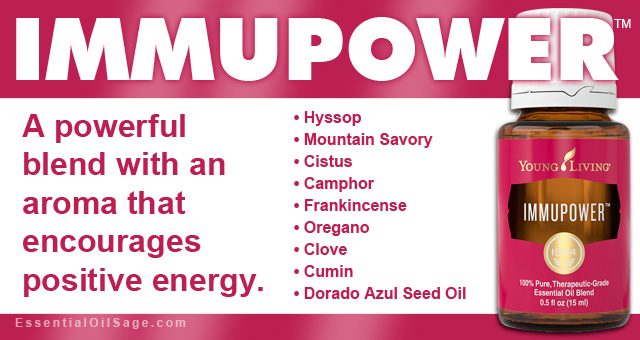 Young Living ImmuPower Oil