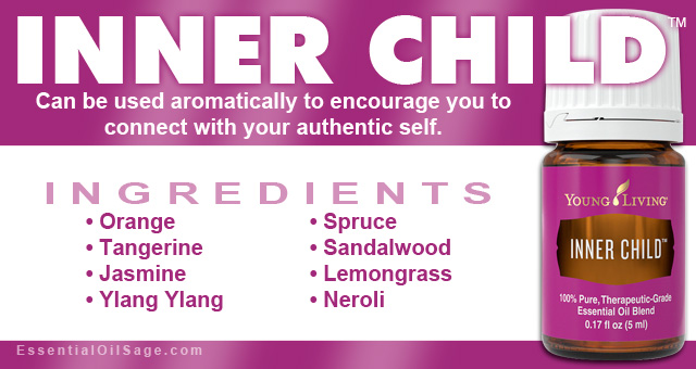 Young Living Inner Child Oil