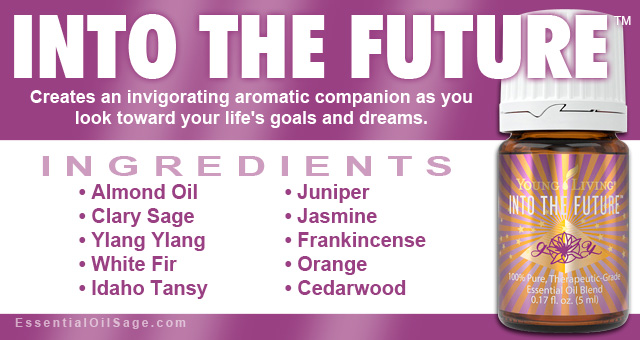 Young Living Into The Future Oil
