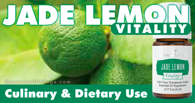 Young Living Jade Lemon Vitality Oil
