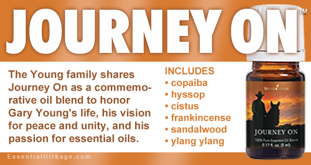 Young Living Journey On Oil