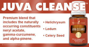Young Living Juva Cleanse Oil